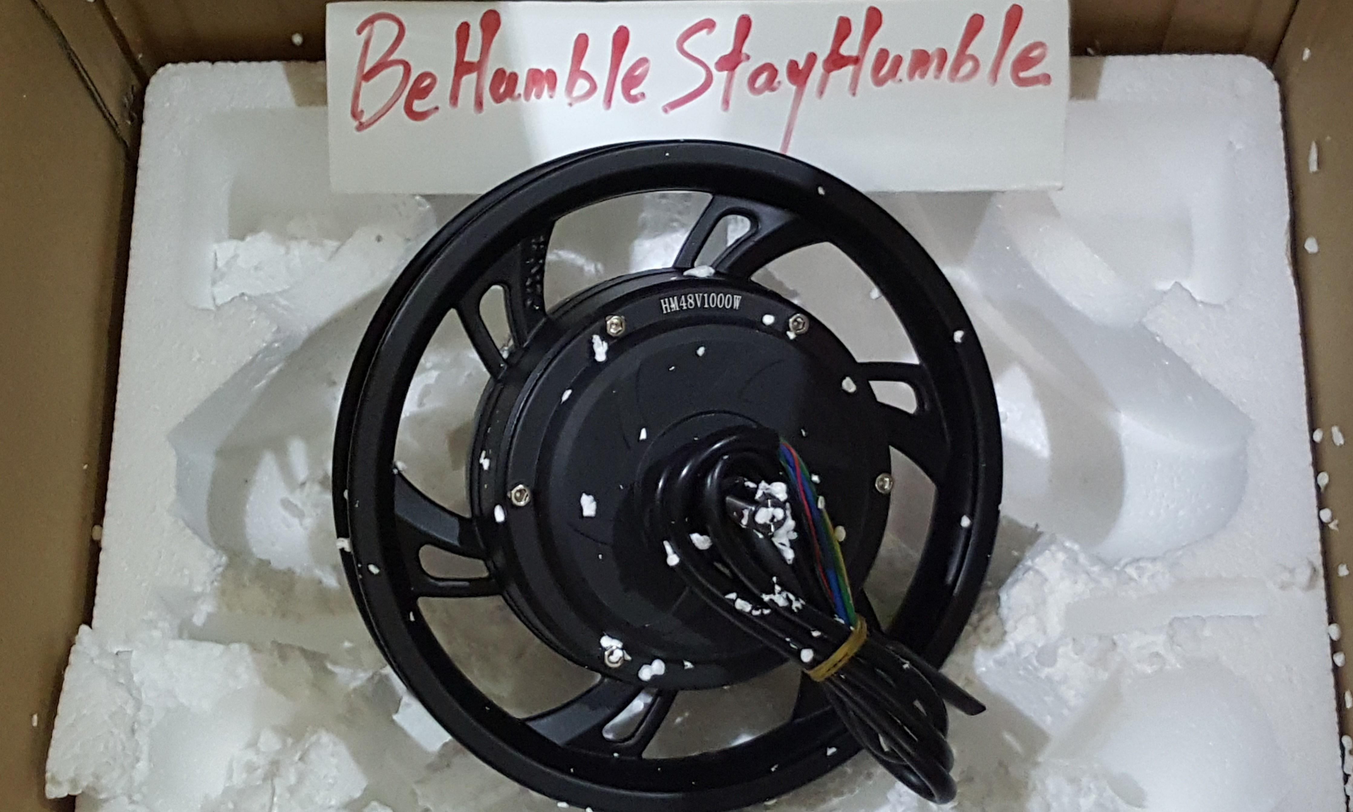 12inch / 10inch Brushless HM Speed Motor (Special Order Request)