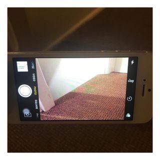 Iphone 5 16gb 4G normal apa adanya