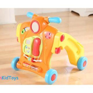Toys R us Bruin 2 in 1 Baby Walker and Ride-on (babiesRus)