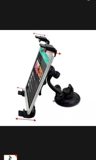 Ipad suction holder