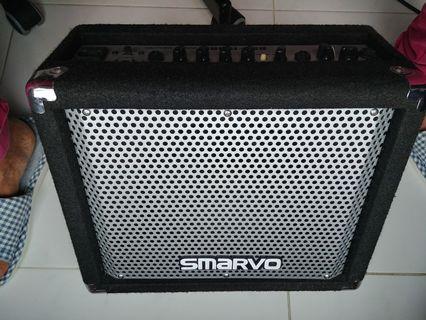 Busking Amplifier - SMARVO