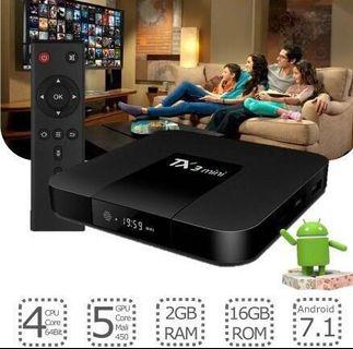 android tv box 2gb | Home Appliances | Carousell Singapore
