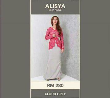 Alisya Dress (hanis zalikha collection)