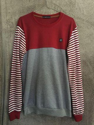 Windbreaker Sweatshirt