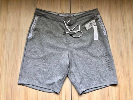 Calvin Klein CK 科技棉 短褲 XL號