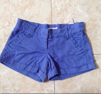 Bershka blue pants