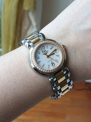 Longines Ladies Diamond Automatic Watch