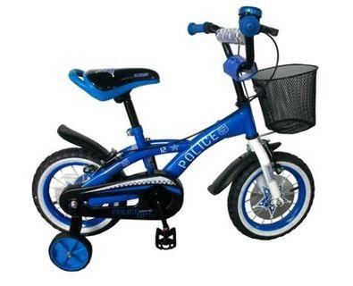 """Kids Police bicycle 14"""" inch (Kiddy palace)"""