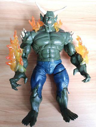 🚚 Marvel Legends Ultimate Green Goblin BAF