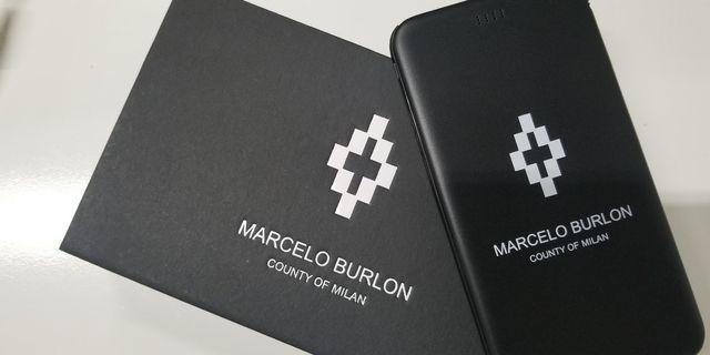 全新 Marcelo Burlon 尿袋5009mAh (內部記念品)