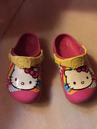 Crocs Hello Kitty for kids (ORIGINAL)