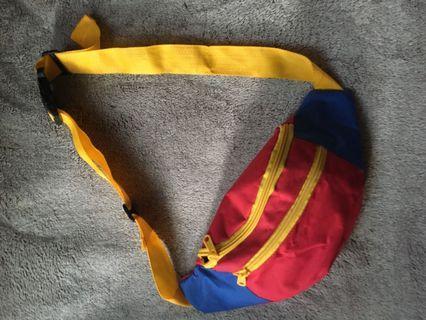 Windbreaker Waist Bag