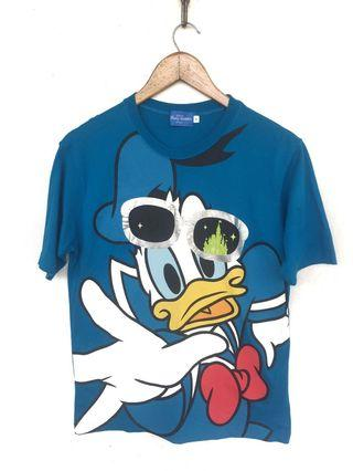 DONALD DUCK DISNEY OVERPRINTED