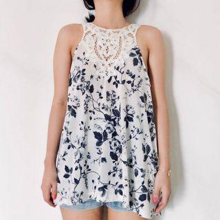 H&M Floral Top