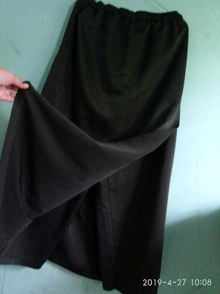 Celana Rok Big Size Preloved Hijau Army