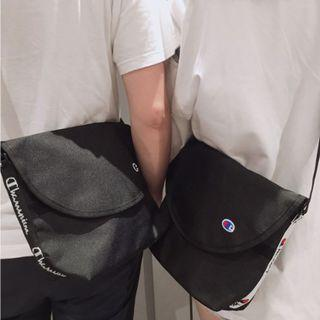 【HYPED.】Champion AUTHENTIC Sling Messenger Bag [JAPAN VERSION]