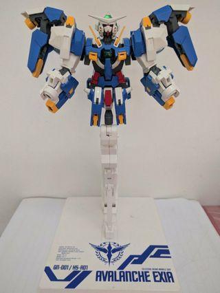 MG Avalanche Exia Gundam