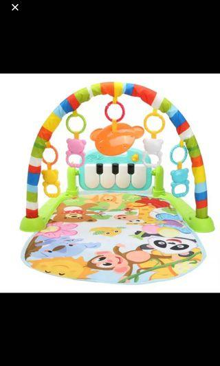 🚚 Baby Gym and Playmat