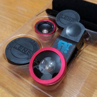手機平板鏡頭Universal Mobile Tablet Clip Lens