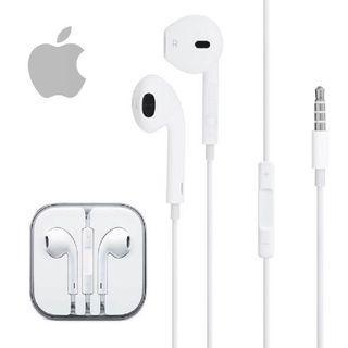 Apple原裝 iphone 耳機 , 跟6s機送的,全新3.5mm頭