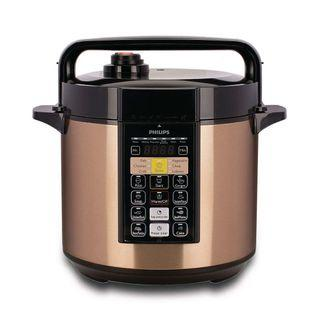 BNIB Philips Viva Collection ME Computerized Electric Pressure Cooker (HD2139)