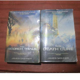 Novel The Scorch Trials & The Death Cure (ORIGINAL 100%)