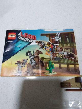 Lego 70800