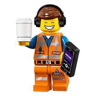 Lego Minifigure Movie 2 Emmet Sealed