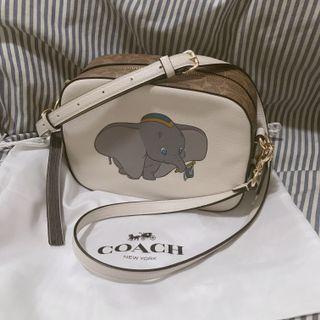 Disney x Coach Dumbo 小飛象 相機包