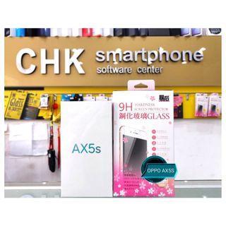旋轉最優惠 6.2 吋 19:9「水滴」螢幕 OPPO AX5s (3GB/64GB) 贈送滿版玻璃保護貼