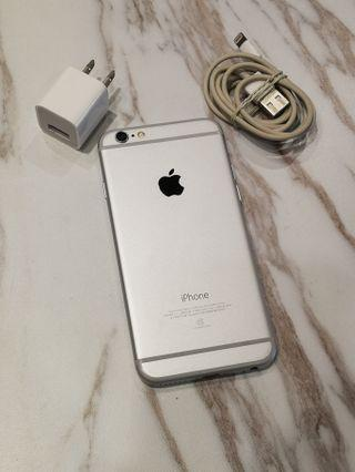 Apple iPhone6 64G Sliver