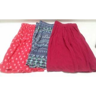 (Bundle Sales) Lorimer NYC Skirts #EndgameYourExcess