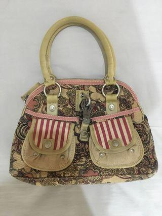 PATTERN WOMAN BAG