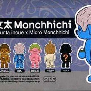 bunta inoue x micro monchhichi 文太