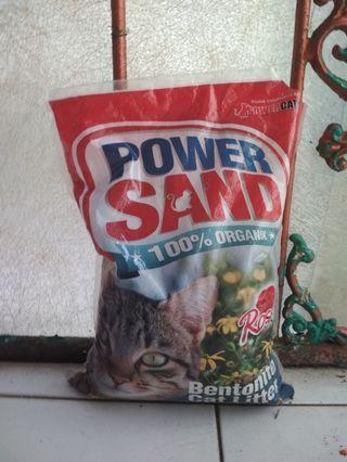Pasir kucing 5 liter cat litter