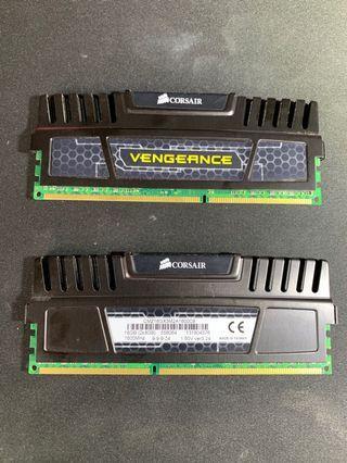 Corsair Vengeance 2x8GB DDR3
