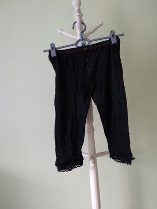 🚚 Black denim with laces #ENDGAMEyourEXCESS