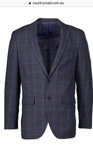 Country road slim fit blazer (L)