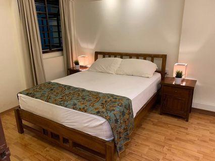 Master Bedroom near Changi Airport