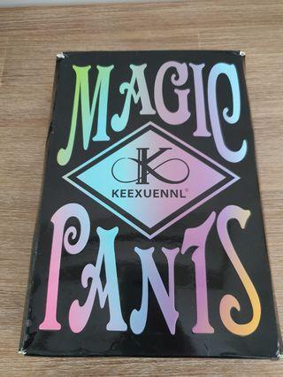 Authentic Keexuennl Magic Pants