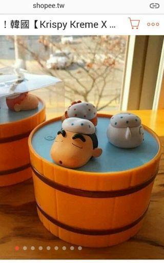 🚚 韓國  蠟筆小新  溫泉造型 加濕器