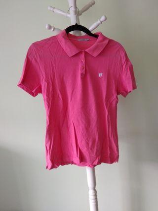 🚚 Pink Polo Tee #ENDGAMEyourEXCESS