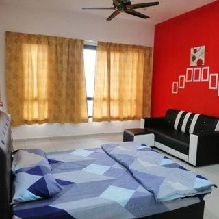 one south studio for rent fully furnish