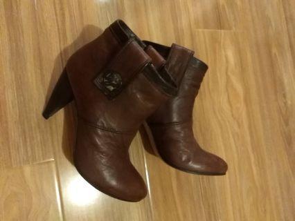 Genuine Miss Sixty Leather boots size 6/6.5 EU36/36.5