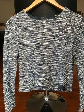 TEMT PATTERNED SWEATER