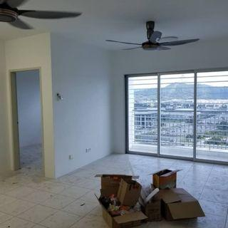 ppa1m for rent partly furnish