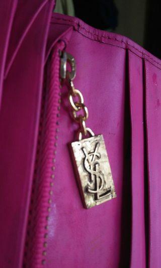 YsL longwallet/purse