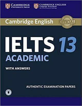 IELTS 13 Authentic Examination Papers With Answers