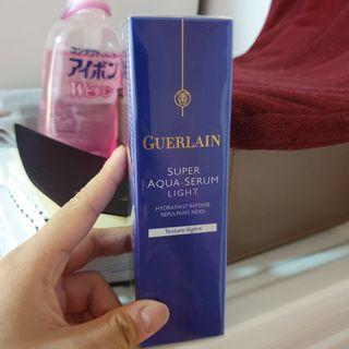 Guerlain super Aqua-Serum (light)