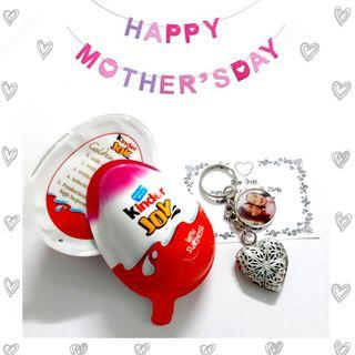 Mothers day gift idea custom kinder joy